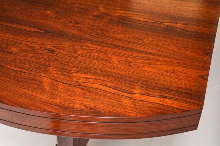 1960s Extending Dining Table by Robert Heritage For Sale 3