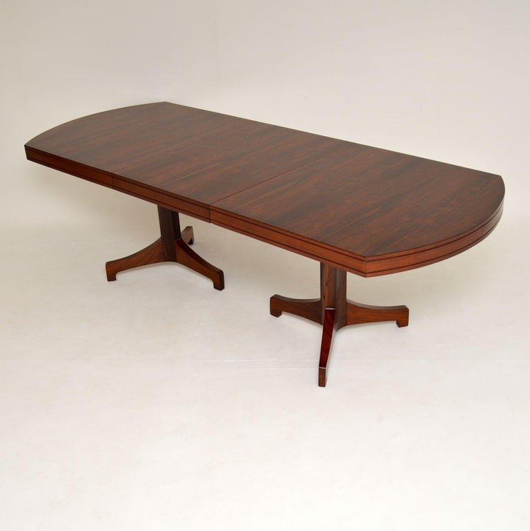 1960s Extending Dining Table by Robert Heritage For Sale 4