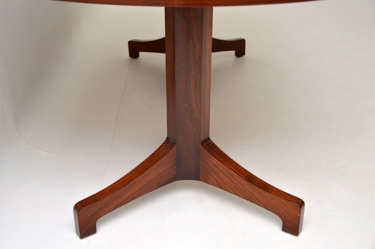 1960s Extending Dining Table by Robert Heritage For Sale 5