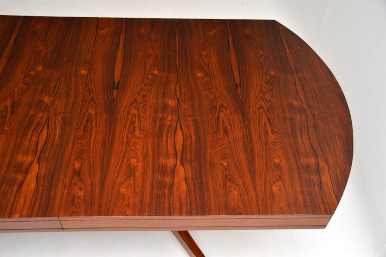 20th Century 1960s Extending Dining Table by Robert Heritage For Sale