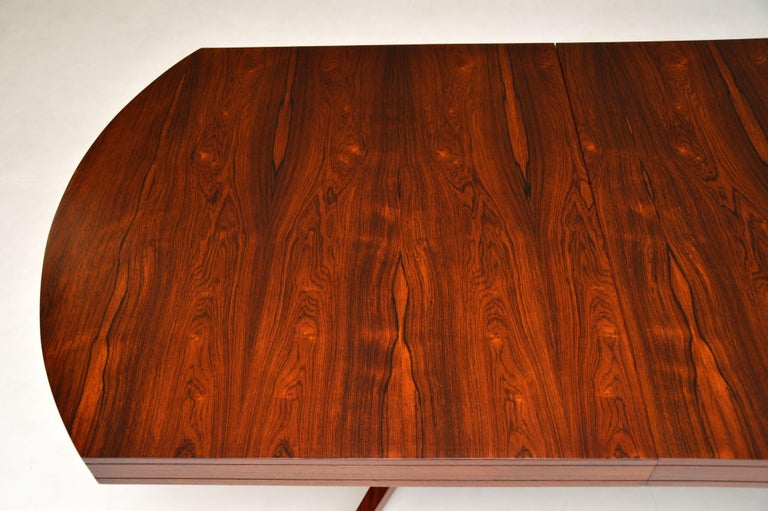1960s Extending Dining Table by Robert Heritage For Sale 1