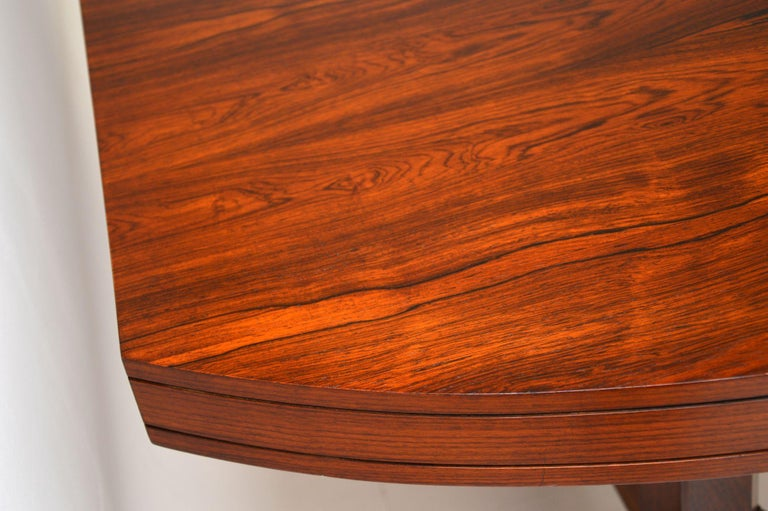1960s Extending Dining Table by Robert Heritage For Sale 2