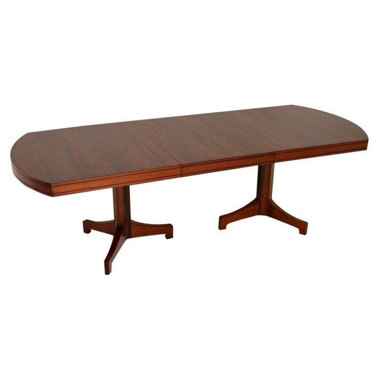 1960s Extending Dining Table by Robert Heritage For Sale