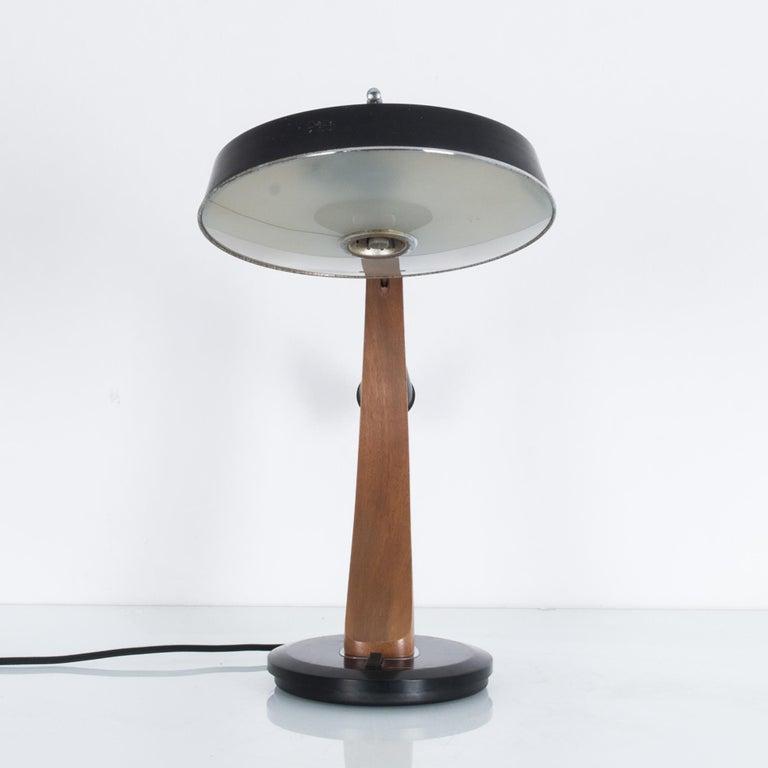Spanish 1960s Fase President Pendulum Desk Lamp For Sale