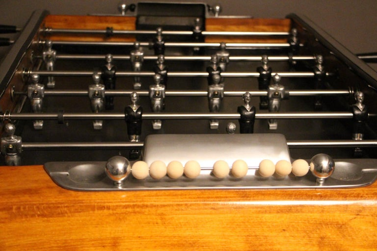 1960s Foosball Table, Game Table For Sale 4