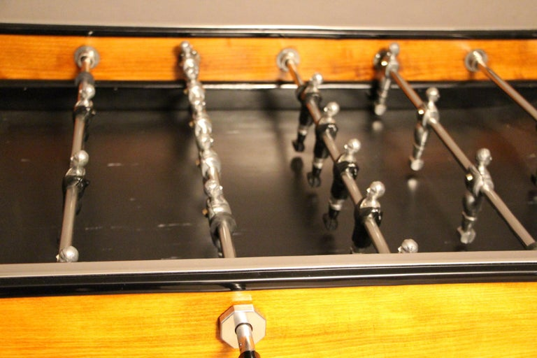 1960s Foosball Table, Game Table For Sale 6