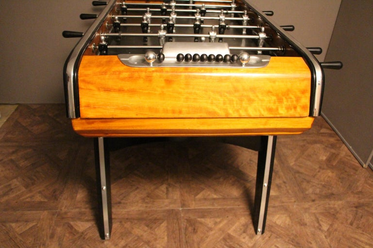 1960s Foosball Table, Game Table For Sale 7