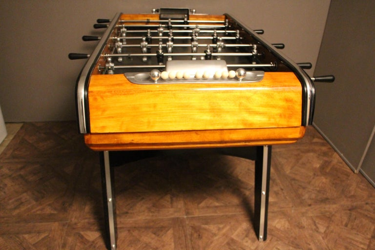 1960s Foosball Table, Game Table For Sale 2