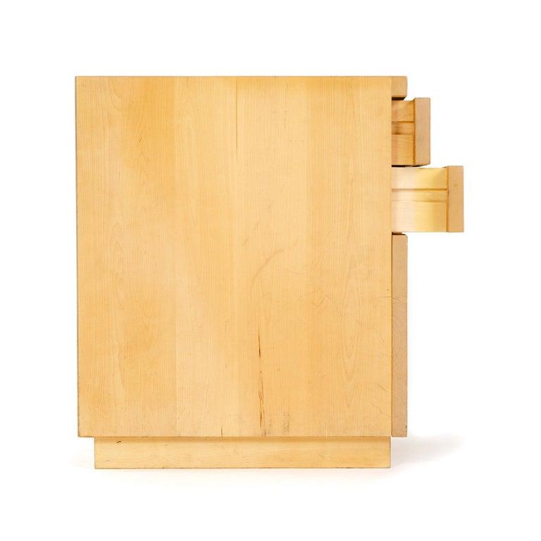 Finnish 1960s Four-Drawer Cabinet by Alvar Aalto for Artek For Sale