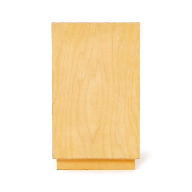 1960s Four-Drawer Cabinet by Alvar Aalto for Artek In Good Condition For Sale In Sagaponack, NY