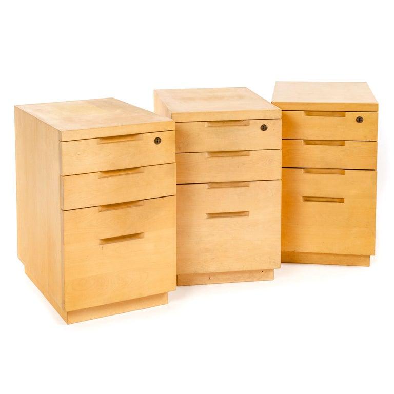 Mid-20th Century 1960s Four-Drawer Cabinet by Alvar Aalto for Artek For Sale