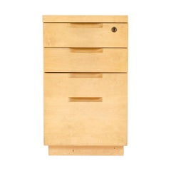 1960s Four-Drawer Cabinet by Alvar Aalto for Artek