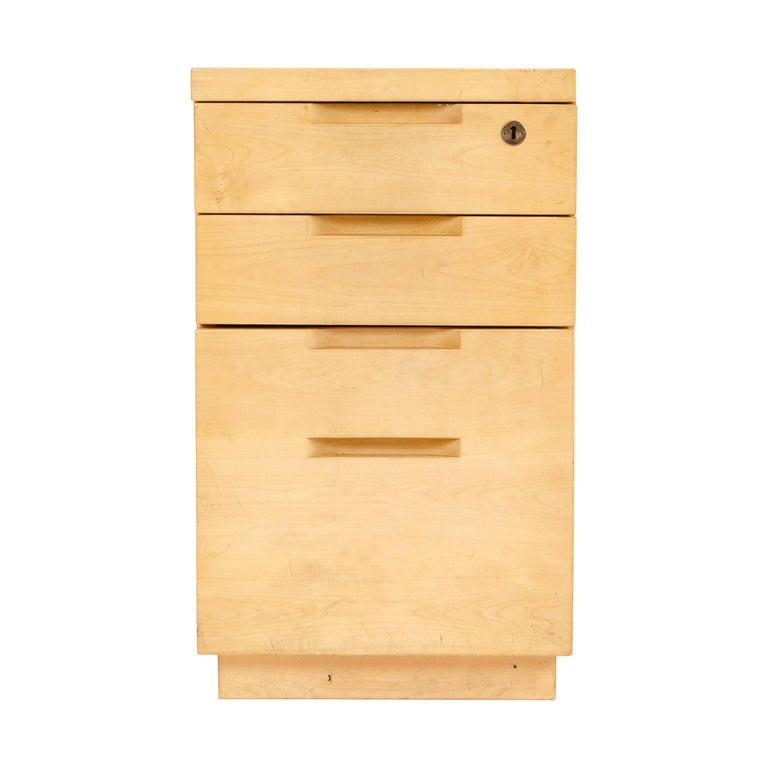 1960s Four-Drawer Cabinet by Alvar Aalto for Artek For Sale