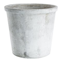1960s French Concrete Planter