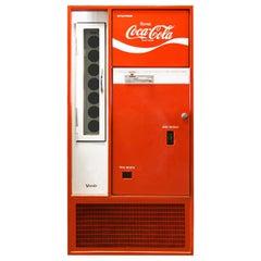 1960s French Vendo 56-B 'Buvez' Coca-Cola Machine