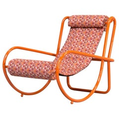 1960s Gae Aulenti 'Locus Solus' Lounge Chair for Poltronova 1st Edition