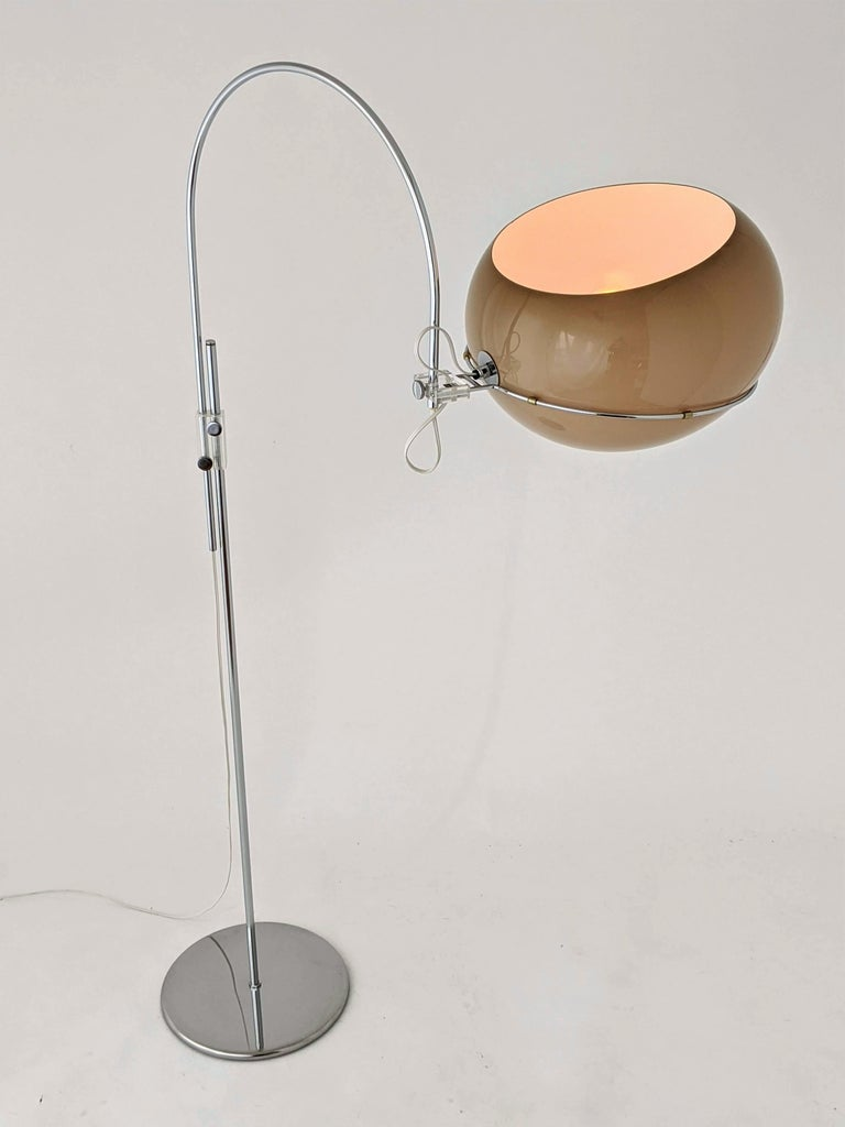 1960s Gepo Floor Lamp, Holland  In Good Condition For Sale In St- Leonard, Quebec