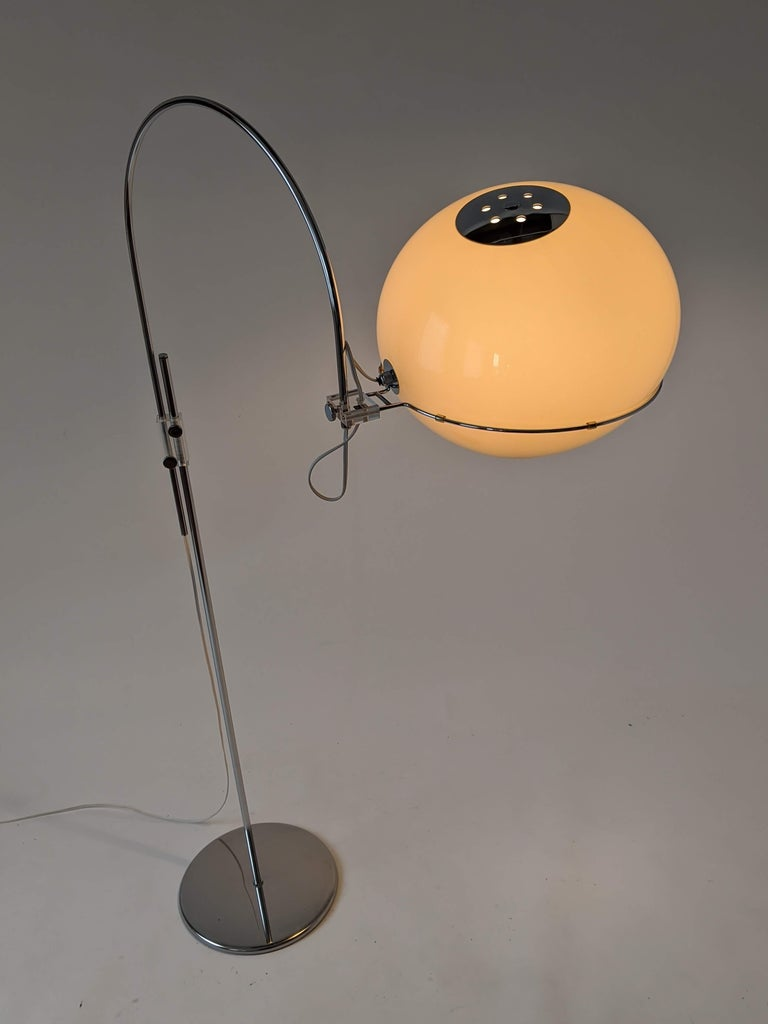 Mid-20th Century 1960s Gepo Floor Lamp, Holland  For Sale
