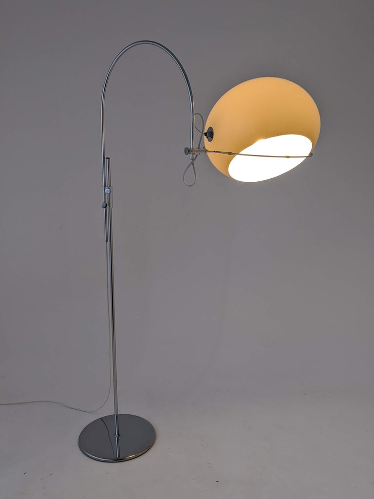 1960s Gepo Floor Lamp, Holland  For Sale 1