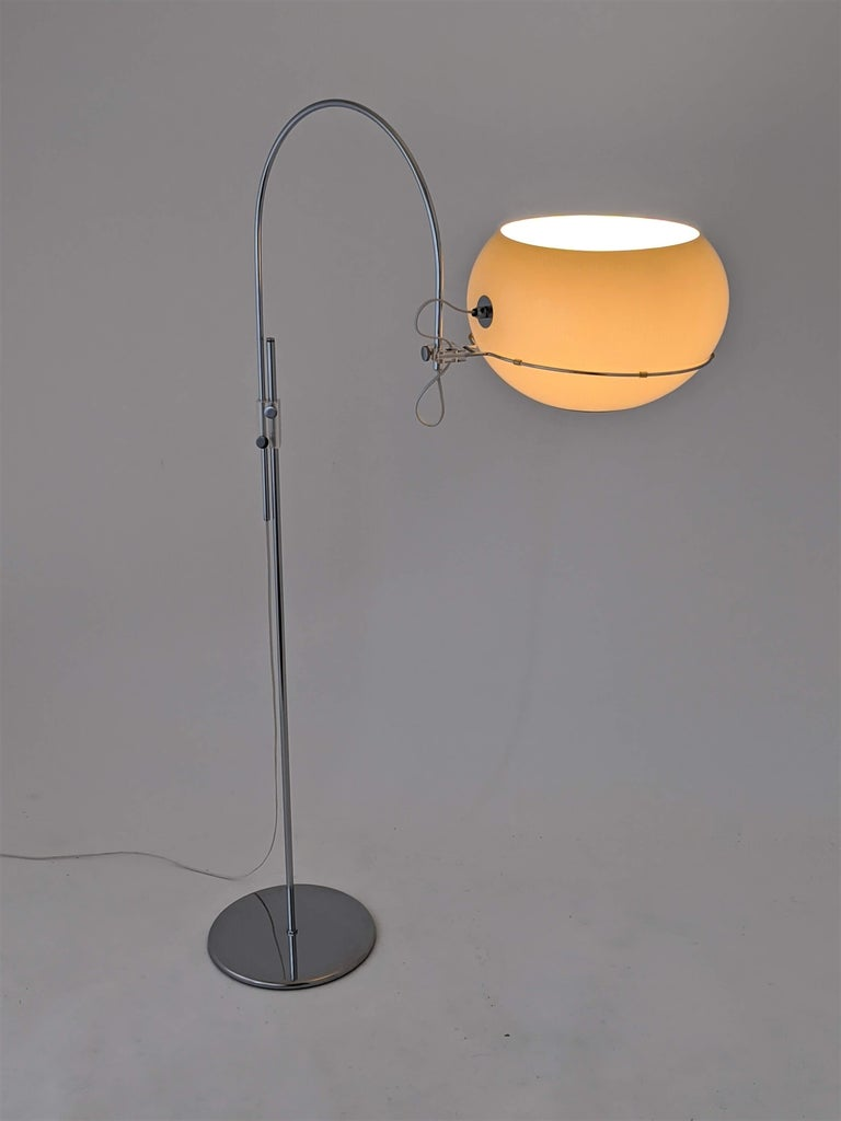1960s Gepo Floor Lamp, Holland  For Sale 2