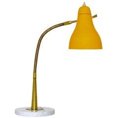 1960s Giuseppe Ostuni Table Lamp for O-Luce