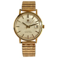1960s Gold Filled Tissot Visodate Seastar Seven Automatic Watch