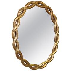 Decorative Modern Mirror in the Neo Deco style.