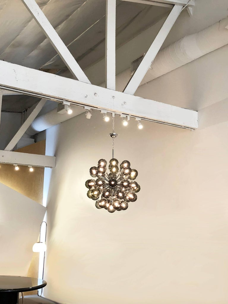Hand-Crafted 1960s Hanging Light Motoko Ishii for Staff Luechten For Sale