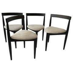 1960s Hans Olsen for Frem Rojle Dining Chairs, Set of 4
