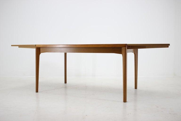 1960s Henning Kjærnulf Danish Oak Extendable Table 2
