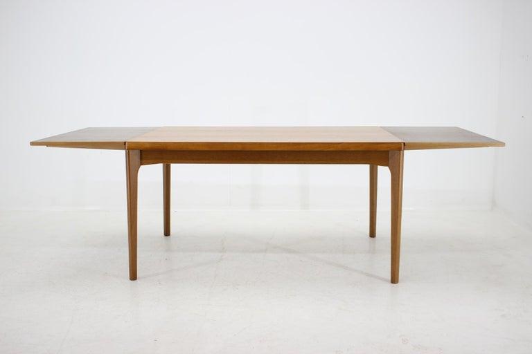 1960s Henning Kjærnulf Danish Oak Extendable Table 3