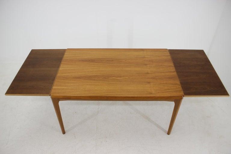 1960s Henning Kjærnulf Danish Oak Extendable Table 5