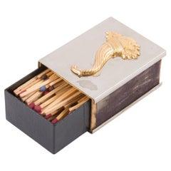1960s Hermes Smoker Matches Box