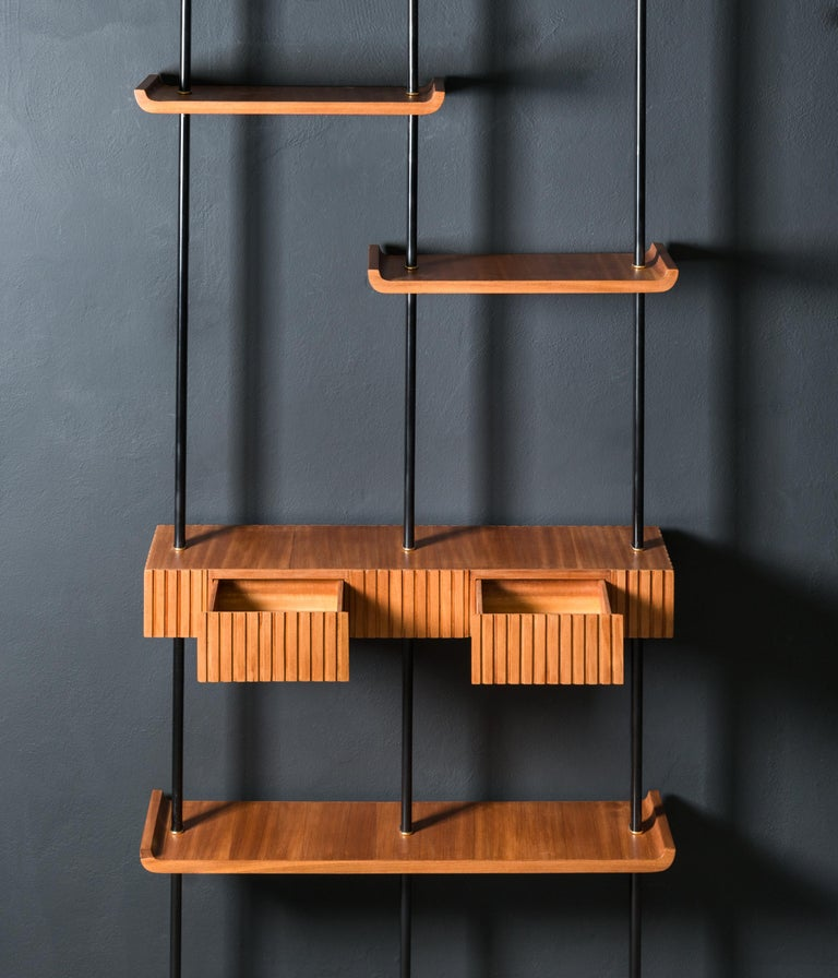 Other 1960s Italian Bookcase For Sale