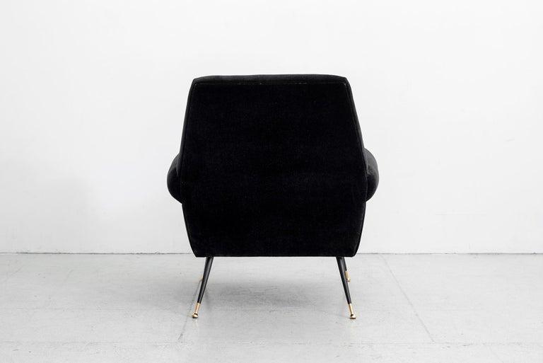 1960s Italian Club Chairs For Sale 5