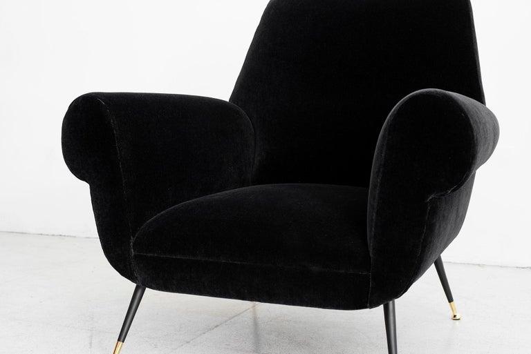 1960s Italian Club Chairs For Sale 9