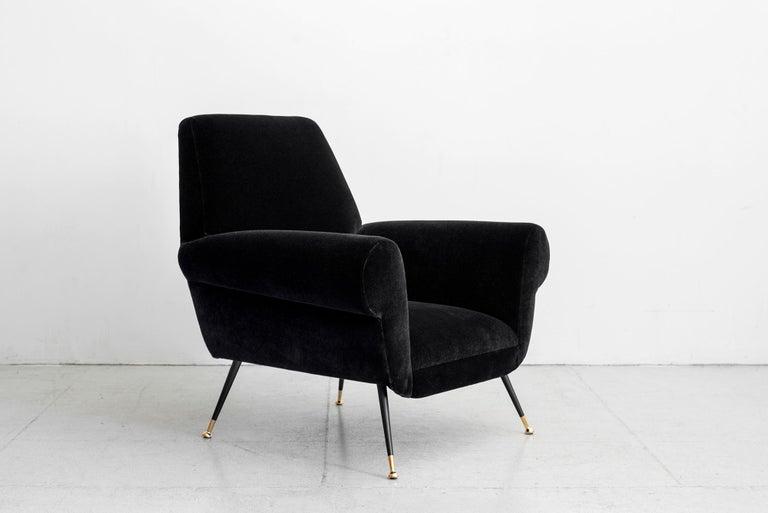 1960s Italian Club Chairs For Sale 1