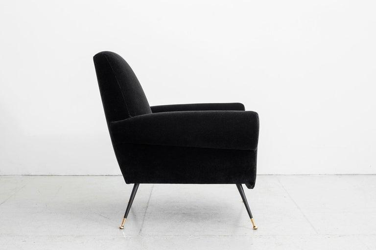 1960s Italian Club Chairs For Sale 3