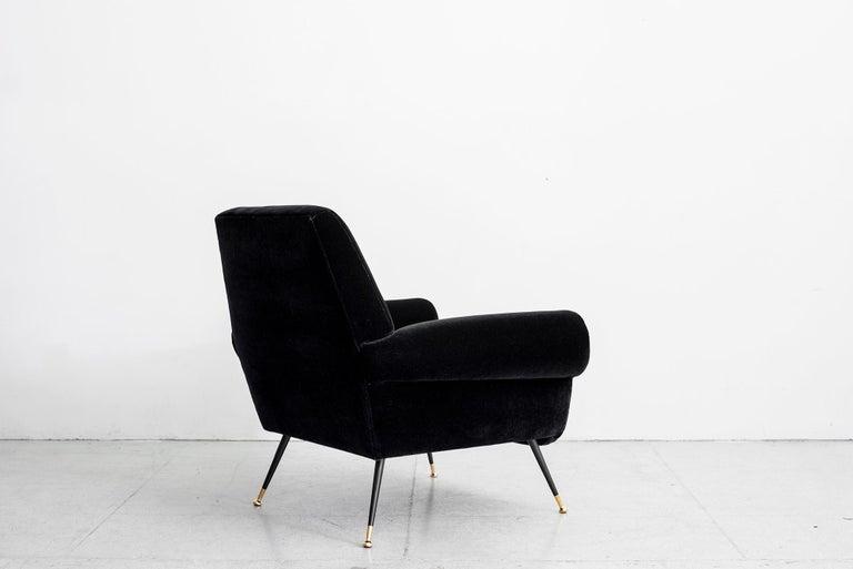 1960s Italian Club Chairs For Sale 4