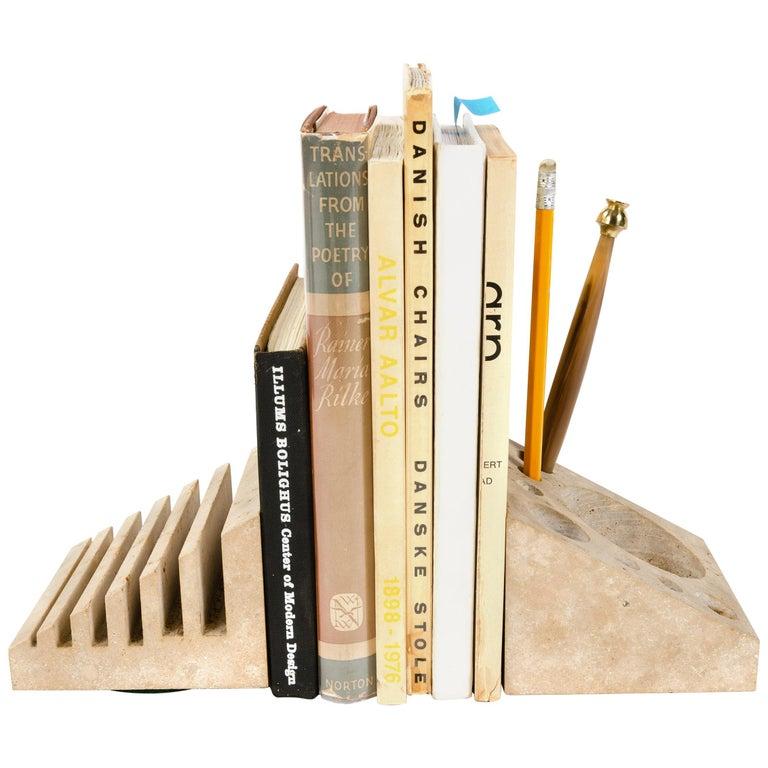 1960s Italian Desk Accessories by Enzo Mari for Danese Milano For Sale