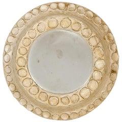 1960s Italian Sculptural Mirror