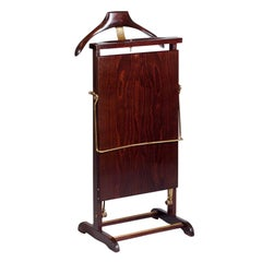 1960s Italian Valet Stand/Suite Rack by Ico Parisi for Fratelli Reguitti