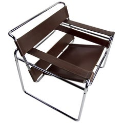Knoll International Wassily Chair by Marcel Breuer, 1960's