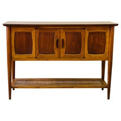 1960s Lane Furniture Console Table