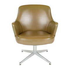 1960s Desk Chair by Ward Bennett