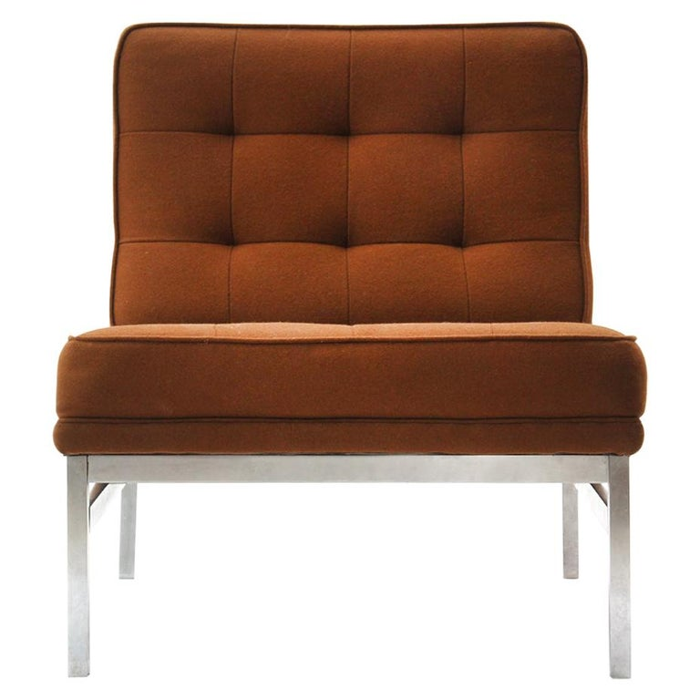 1960s Lounge Chair by Florence Knoll For Sale