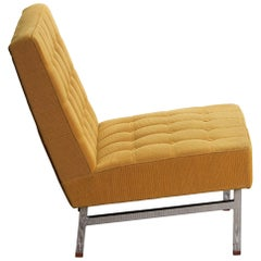 1960s Lounge or Easy Chair by Karl Erik Ekselius for Joc Möbler, Sweden