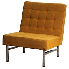 1960s Lounge or Easy Chair by Karl Erik Ekselius for Joc Möbler, Sweden