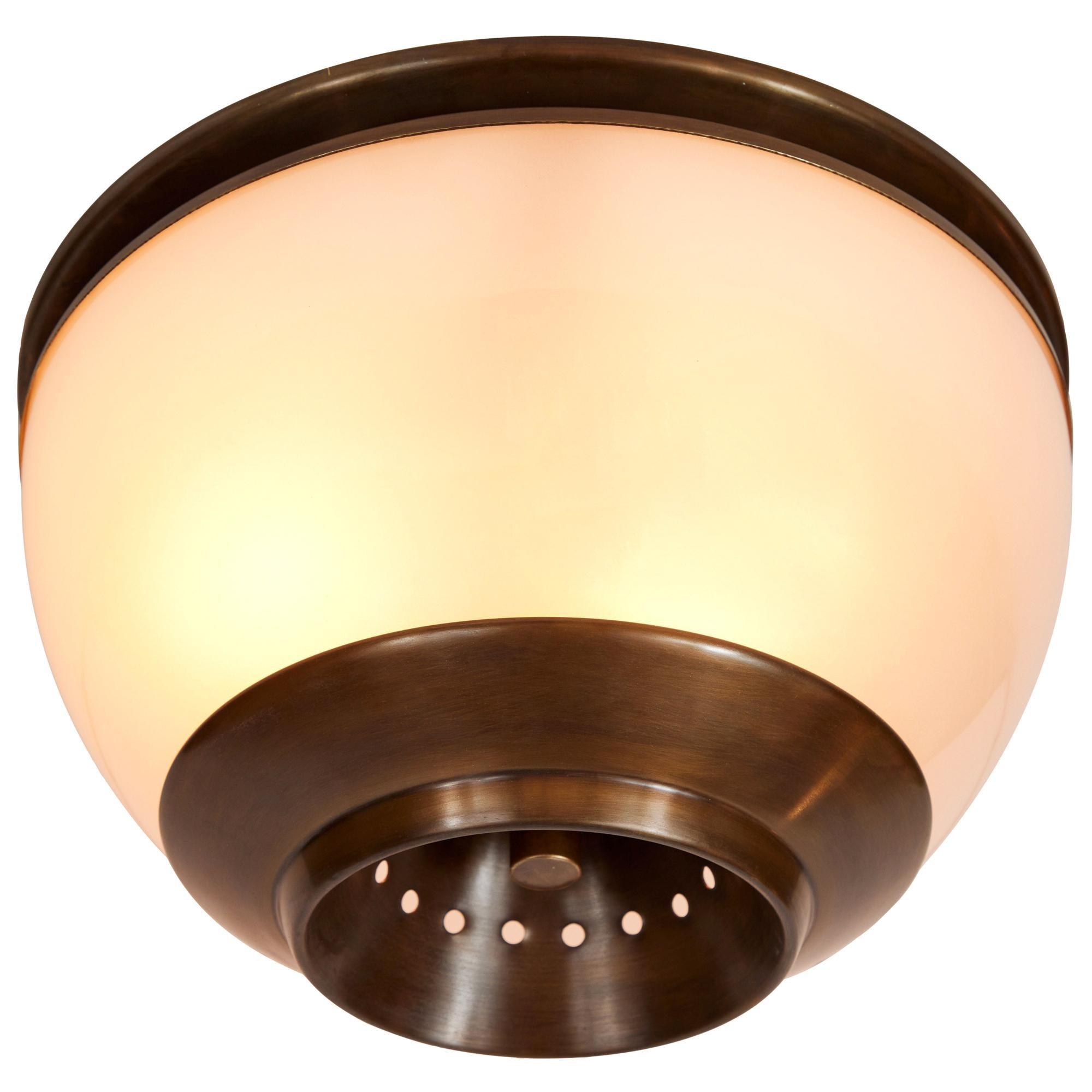 1960s Luigi Caccia Dominioni LSP3 Ceiling or Wall Light for Azucena