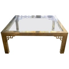 1960s Mastercraft Coffee Table